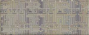 Декор настенный Nuvola Greige Labirint Decor