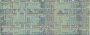 Декор настенный Nuvola Verde Labirint Decor