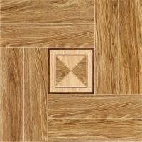 Напольная плитка Твистер Декор геометрия коричневый