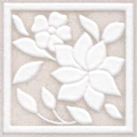 Декор напольный Сорбонна Вставка Цветы