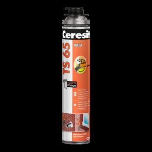 Ceresit TS 65 мега  Церезит Монтажная пена