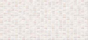 Облицовочная плитка Pudra Мозаика рельеф бежевый