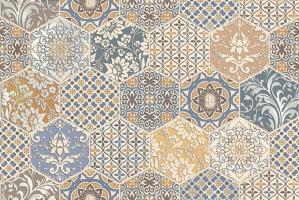 Декор настенный Tilda декор многоцветный
