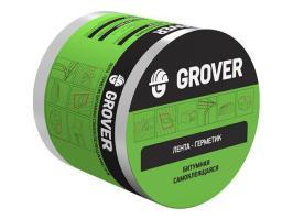 Лента-герметик битумная GROVER зеленая 10 м*10 см