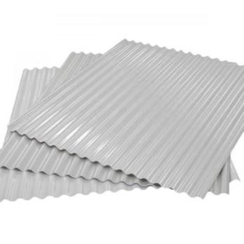 Гофрированный лист (гофролист) С15 RAL 9002 светло-серый 0.45 мм