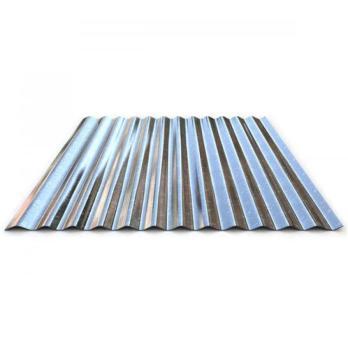 Гофрированный лист (гофролист) С15 оцинкованный 0.45 мм