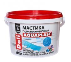 Мастика DALI Аквапласт гидроизол.универс.акриловая 2,5 л
