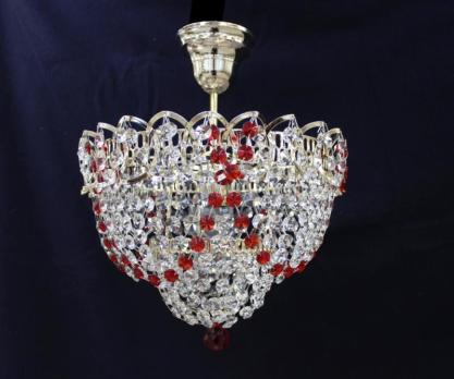 Катерина 1л без зеркала роза цветная(красная)