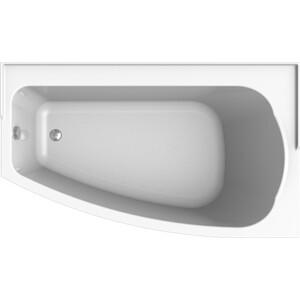 Акриловая ванна Radomir Орегона 170х100 правая, с каркасом, фронтальной панелью, сливом-переливом (1-01-2-2-1-172К)