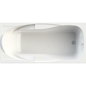 Акриловая ванна Radomir Парма-дона 180х85 правая, с каркасом, фронтальной панелью, сливом-переливом (1-01-2-2-9-035К)