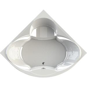 Акриловая ванна Radomir Филадельфия 168х168 с каркасом, фронтальной панелью, сливом-переливом (1-01-2-0-1-042К)