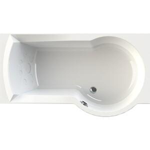 Акриловая ванна Radomir Валенсия 170х95 правая, с каркасом, фронтальной панелью, сливом-переливом (1-01-2-2-9-021К)