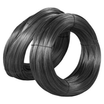 Проволока стальная термообработанная Т/О ГОСТ o 2,0 мм неоцинкованная (кг)