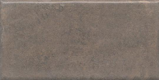 Облицовочная плитка Виченца коричневый темный 7,4х15
