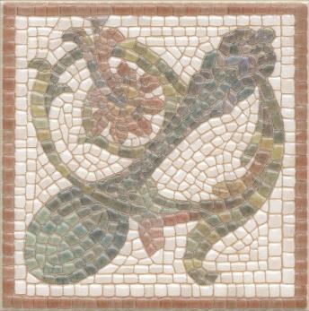 Декор настенный Виченца Декор 15х15 Ложка HGD\A140\17000