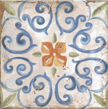 Декор настенный Виченца Декор 15х15 Майолика HGD\A150\17000