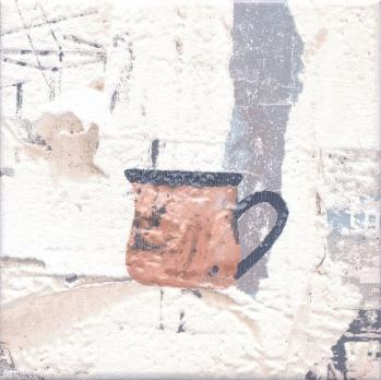 Декор настенный Виченца Декор 15х15 Чашка ALD\A26\17000