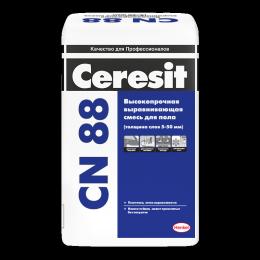 Ceresit CN 88 Церезит Высокопрочная выравнивающая смесь для пола (5-50 мм)