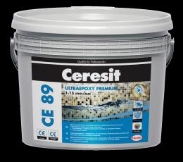 Ceresit CE 89 Ultraepoxy premium Церезит 2-компонентный химически стойкий эпоксидный состав