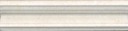 Бордюр настенный Золотой пляж Бордюр Багет светлый беж 20х5