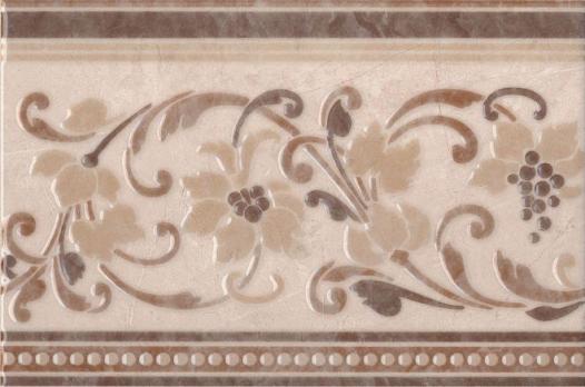 Декор настенный Вилла Флоридиана декор Бордюрный
