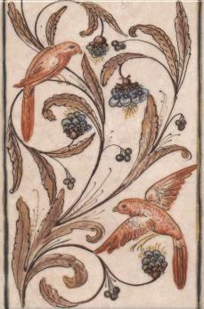 Декор настенный Вилла Флоридиана декор Птицы