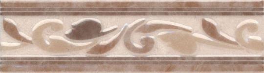 Бордюр настенный Вилла Флоридиана бордюр горизонталь А03