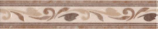 Бордюр настенный Вилла Флоридиана бордюр вертикаль А04