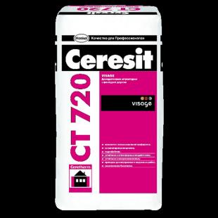 Ceresit CT 720 Visage  Церезит Декоративная штукатурка с эффектом дерева