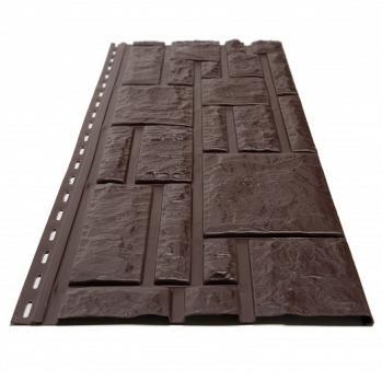 Панель фасадная Доломит Rockvin Корица 3000х260 мм