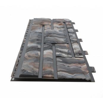 Панель фасадная Доломит Стандарт эксклюзивный Гранит 3000х220 мм