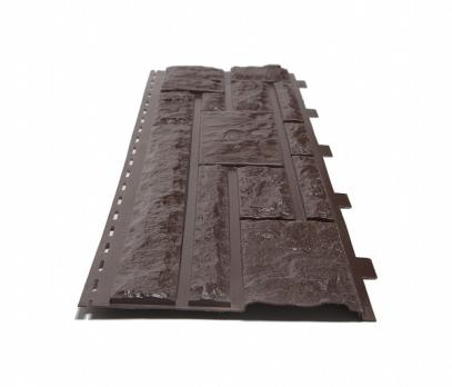 Панель фасадная Доломит Стандарт Корица 3000х220 мм