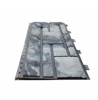 Панель фасадная Доломит Стандарт эксклюзивный Агат 3000х220 мм