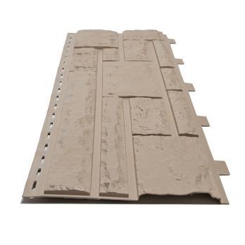 Панель фасадная Доломит Стандарт Сандал 3000х220 мм