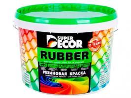 Резиновая краска Super Decor Rubber 12 кг