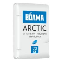 Шпатлевка гипсовая финишная Волма Arctic 20 кг