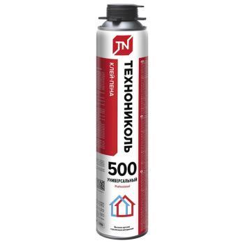 Клей-пена Технониколь 500 Professional универсальный 750 г