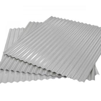 Гофрированный лист (гофролист) С15 RAL 7035 светло-серый 0.7 мм