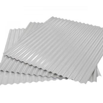 Гофрированный лист (гофролист) С15 RAL 9002 светло-серый 0.7 мм