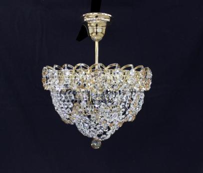 Катерина 1л без зеркала роза цветная(янтарь)